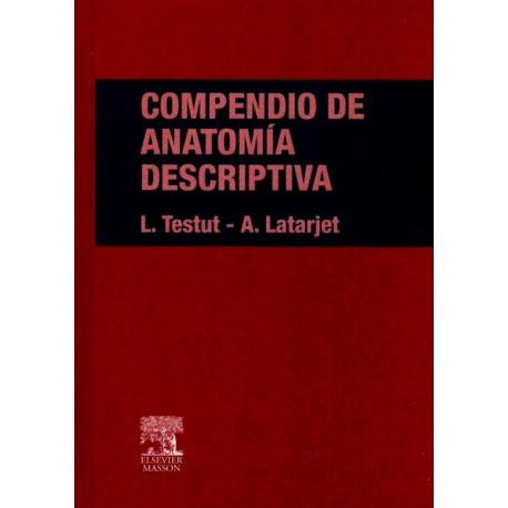 Compendio de Anatomía Descriptiva - Envío Gratuito