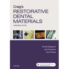 Craig's Restorative Dental Materials - E-Book (ebook) - Envío Gratuito