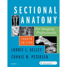 Sectional Anatomy for Imaging Professionals - E-Book (ebook)