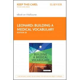 Building a Medical Vocabulary - E-Book (ebook)