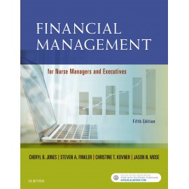 Financial Management for Nurse Managers and Executives - E-Book (ebook)