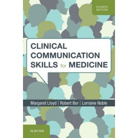 Clinical Communication Skills for Medicine (ebook)