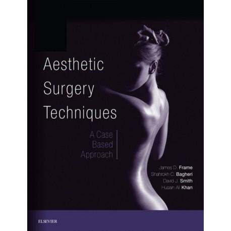 Aesthetic Surgery Techniques E-Book (ebook) - Envío Gratuito