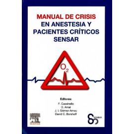Manual de crisis en anestesia y pacientes críticos SENSAR