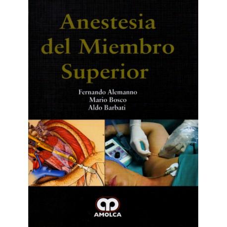 Anestesia del Miembro Superior - Envío Gratuito