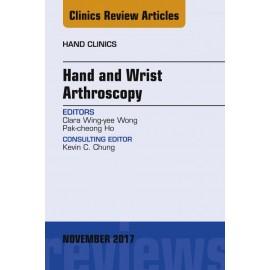 Hand and Wrist Arthroscopy, An Issue of Hand Clinics, E-Book (ebook)