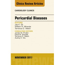 Pericardial Diseases, An Issue of Cardiology Clinics, E-Book (ebook)