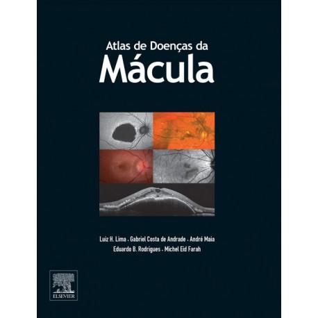 Atlas de Doenças de Mácula (ebook) - Envío Gratuito