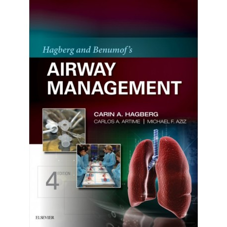 Hagberg and Benumof's Airway Management E-Book (ebook) - Envío Gratuito