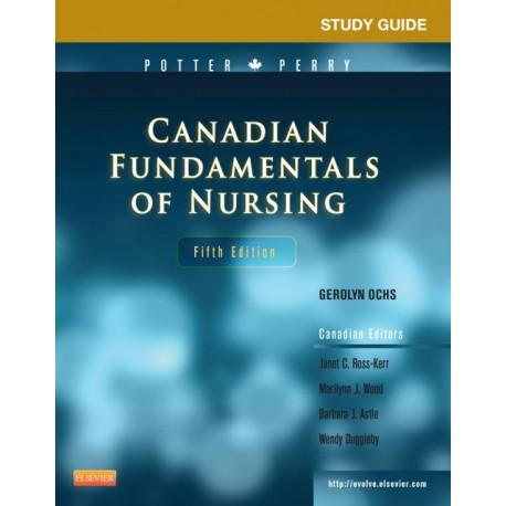 Study Guide for Canadian Fundamentals of Nursing - E-Book (ebook) - Envío Gratuito