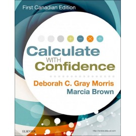 Calculate with Confidence, Canadian Edition - E-Book (ebook)