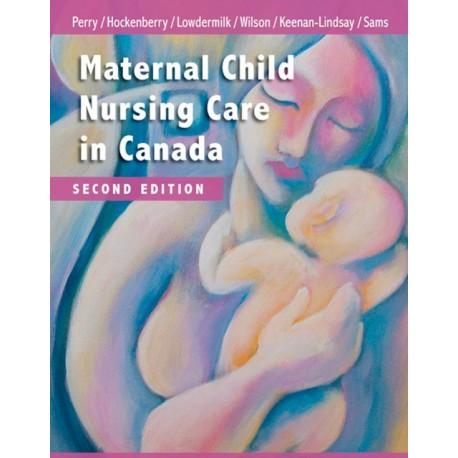 Maternal Child Nursing Care in Canada - E-Book (ebook) - Envío Gratuito