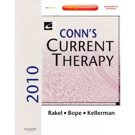 Conn's Current Therapy 2010 E-Book (ebook) - Envío Gratuito