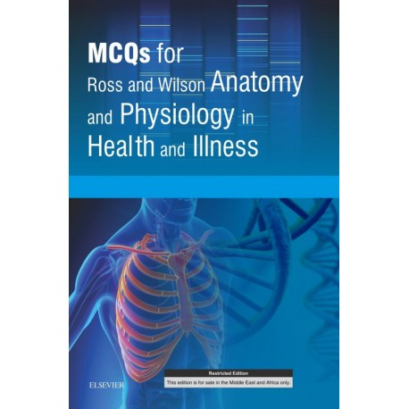 MCQs for Ross and Wilson Anatomy and Physiology in Health and Illness E-book (ebook) - Envío Gratuito