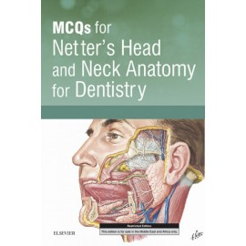 MCQs for Netter?s Head and Neck Anatomy for Dentistry E-Book (ebook)