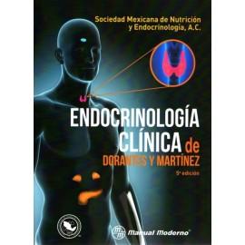 Endocrinología clínica de Dorantes y Martínez - Envío Gratuito