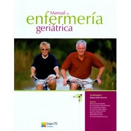 Manual de enfermería geriátrica - Envío Gratuito