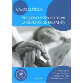 Casos clínicos. Analgesia y sedación en urgencias de pediatría