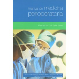 Manual medicina perioperatoria
