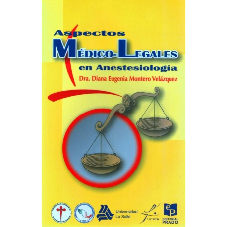 Aspectos Médico Legales en Anestesiología - Envío Gratuito