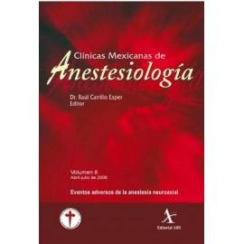 CMA: Eventos de la Anestesia Neuroaxial
