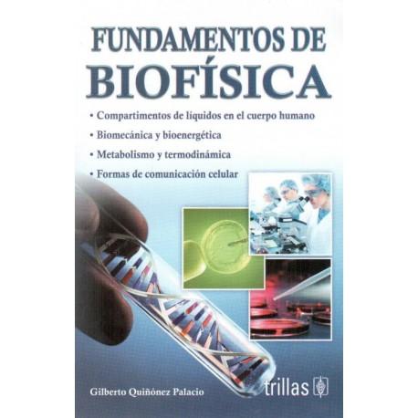 Fundamentos de biofísica - Envío Gratuito