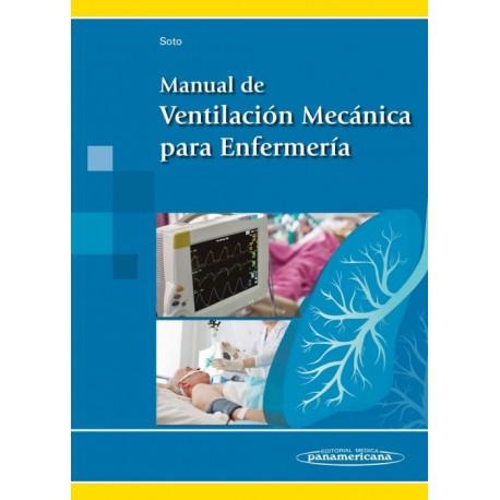 Manual de Ventilación Mecánica para Enfermería - Envío Gratuito
