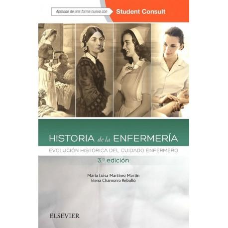 Historia de la Enfermería - Envío Gratuito