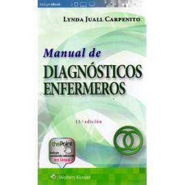 Manual de diagnósticos de enfermería - Envío Gratuito