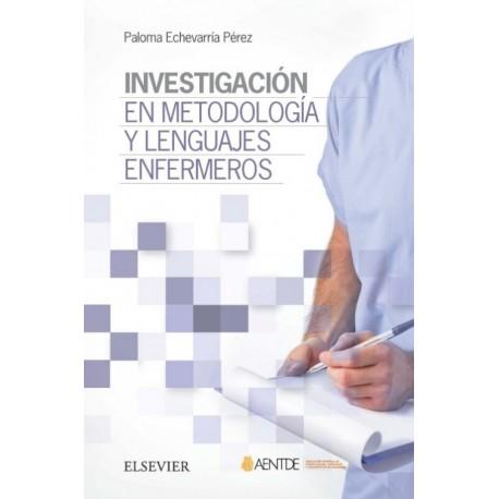 Investigación en metodología y lenguajes enfermeros - Envío Gratuito