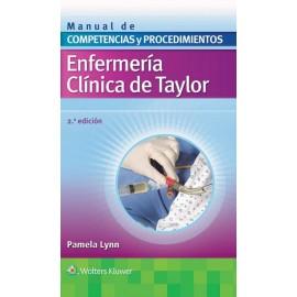 Manual de Enfermería clínica de Taylor - Envío Gratuito