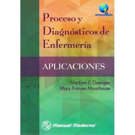 Proceso y diagnósticos de enfermería. Aplicaciones - Envío Gratuito