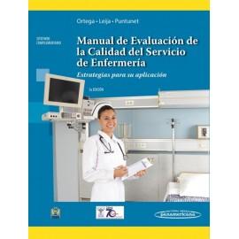 Manual de evaluación de la calidad del servicio de enfermería