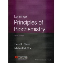 Lehninger. Principles of Biochemistry
