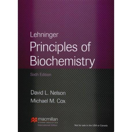 Lehninger. Principles of Biochemistry - Envío Gratuito