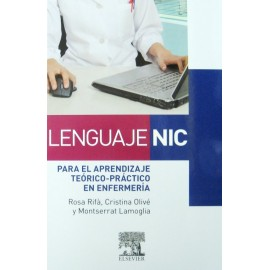 Lenguaje NIC para el aprendizaje teórico-práctico en enfermería - Envío Gratuito