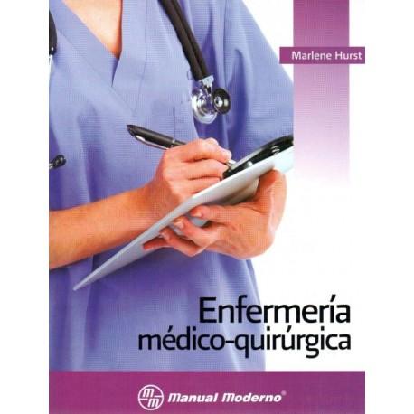 Enfermería médico-quirúrgica - Envío Gratuito