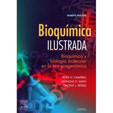 Bioquímica ilustrada. Bioquímica y biología molecular en la era posgenómica - Envío Gratuito