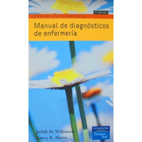 Manual de diagnósticos de enfermería. Serie Enfermería - Envío Gratuito