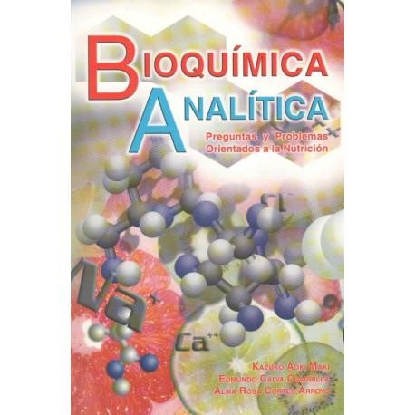 Bioquímica Analítica - Envío Gratuito
