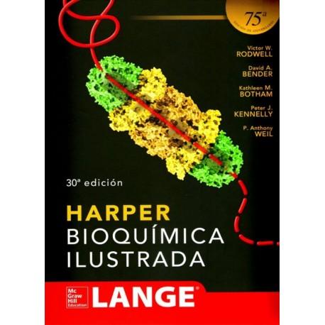 Harper. Bioquímica ilustrada LANGE - Envío Gratuito