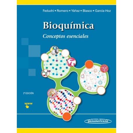 Bioquímica. Conceptos esenciales - Envío Gratuito