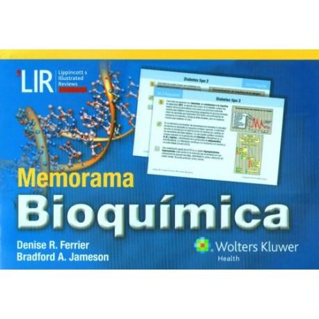 LIR. Memorama: Bioquimica - Envío Gratuito
