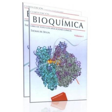 Bioquímica. 2 Volúmenes - Envío Gratuito