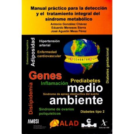 Manual práctico para la detección y el tratamiento integral del síndrome metabólico - Envío Gratuito
