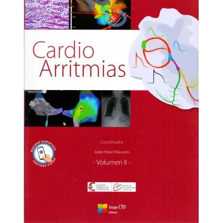 Cardio arritmias 2 volúmenes - Envío Gratuito