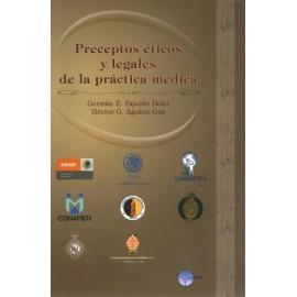 Preceptos éticos y legales de la práctica medica - Envío Gratuito