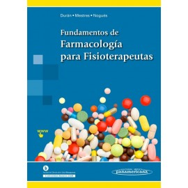 Fundamentos de Farmacología para Fisioterapeutas - Envío Gratuito