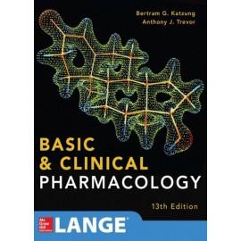 Katzung. Basic and Clinical Pharmacology - Envío Gratuito