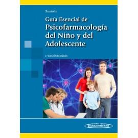 Guía Esencial de Psicofarmacología del Niño y del Adolescente - Envío Gratuito